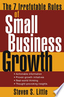 download ebook the 7 irrefutable rules of small business growth pdf epub