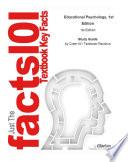 Educational Psychology  1st Edition