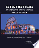 Statistics for Engineering and the Sciences  Sixth Edition