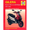 Gilera Runner Dna Ice And Stalker Scooters Service And Repair Manual 1997 2004