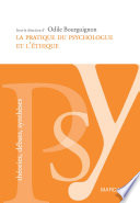 illustration La pratique du psychologue et l'éthique