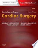 Kirklin/Barratt-Boyes Cardiac Surgery,Expert Consult - Online and Print (2-Volume Set),4