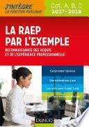 La RAEP par l'exemple - 2017-2018