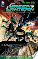 Green Lantern Vol  2  Revenge of the Black Hand  The New 52