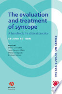 The Evaluation And Treatment Of Syncope