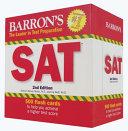 Barron s SAT Flash Cards