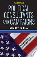Book Political Consultants and Campaigns