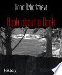 Book about a Book Book PDF