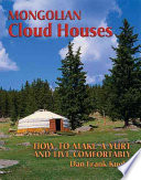 Mongolian Cloud Houses