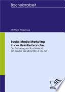 Social Media Marketing in der Heimtierbranche
