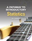 Pathways to Introductory Statistics