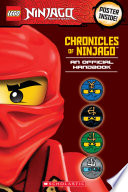 Chronicles of Ninjago  An Official Handbook  LEGO Ninjago