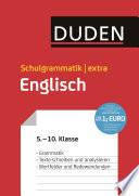 Duden Schulgrammatik extra - Englisch