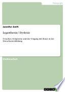 Legasthenie/ Dyslexie