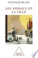 illustration du livre Les Animaux et la Ville