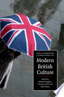 The Cambridge Companion to Modern British Culture