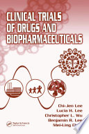 Clinical Trials Of Drugs And Biopharmaceuticals