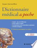 illustration du livre Dictionnaire médical de poche