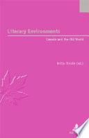 Literary Environments