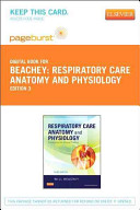 Respiratory Care Anatomy and Physiology Passcode Only