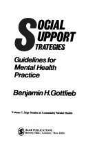Social support strategies