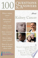 100 Questions & Answers About Kidney Cancer : cell) cancer in the us...