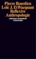 Reflexive Anthropologie