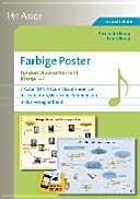 Farbige Poster für den Musikunterricht
