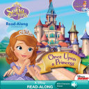 Sofia the First Read Along Storybook  Once Upon a Princess