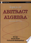 Topics In Abstract Algebra (second Edition)