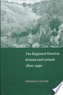 The Regional Novel In Britain And Ireland book