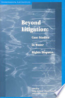 Beyond Litigation