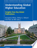 Understanding Global Higher Education