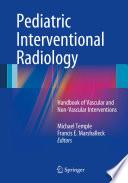 Pediatric Interventional Radiology