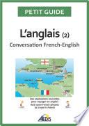L'anglais. 2, Conversation French-English par Petit Guide