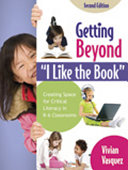 Getting Beyond  I Like the Book