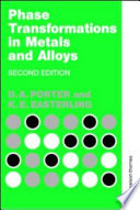 Phase Transformations in Metals and Alloys  Third Edition  Revised Reprint