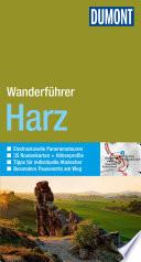 DuMont Wanderf  hrer Harz