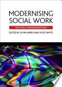 Modernising Social Work