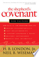 The Shepherd s Covenant for Pastors