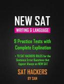 New Sat Writing   Language 9 Practice Tests