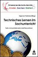 Technisches Lernen im Sachunterricht