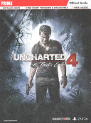 Uncharted 4  A Thief s End Standard Edition Strategy Guide