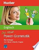 Die Neue Power Grammatik Englisch