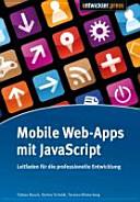 Mobile Web Apps Mit Javascript