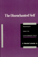 The Disenchanted Self