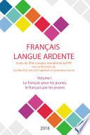 illustration Le français pour les jeunes, le français par les jeunes
