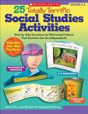 25 Totally Terrific Social Studies Activities