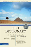 The New International Bible Dictionary