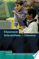 Classroom Interactions In Literacy